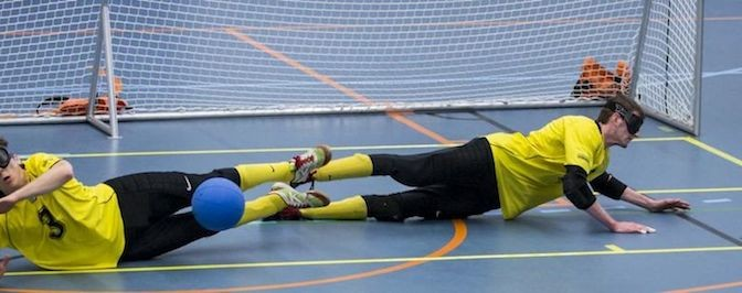 Open West Flemish Cup Goalball 2017