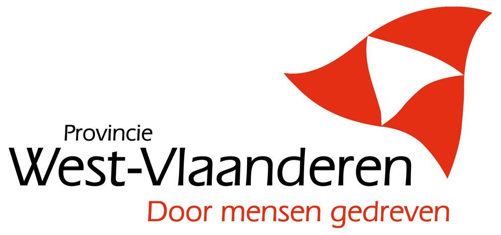 logo provincie West Vlaanderen